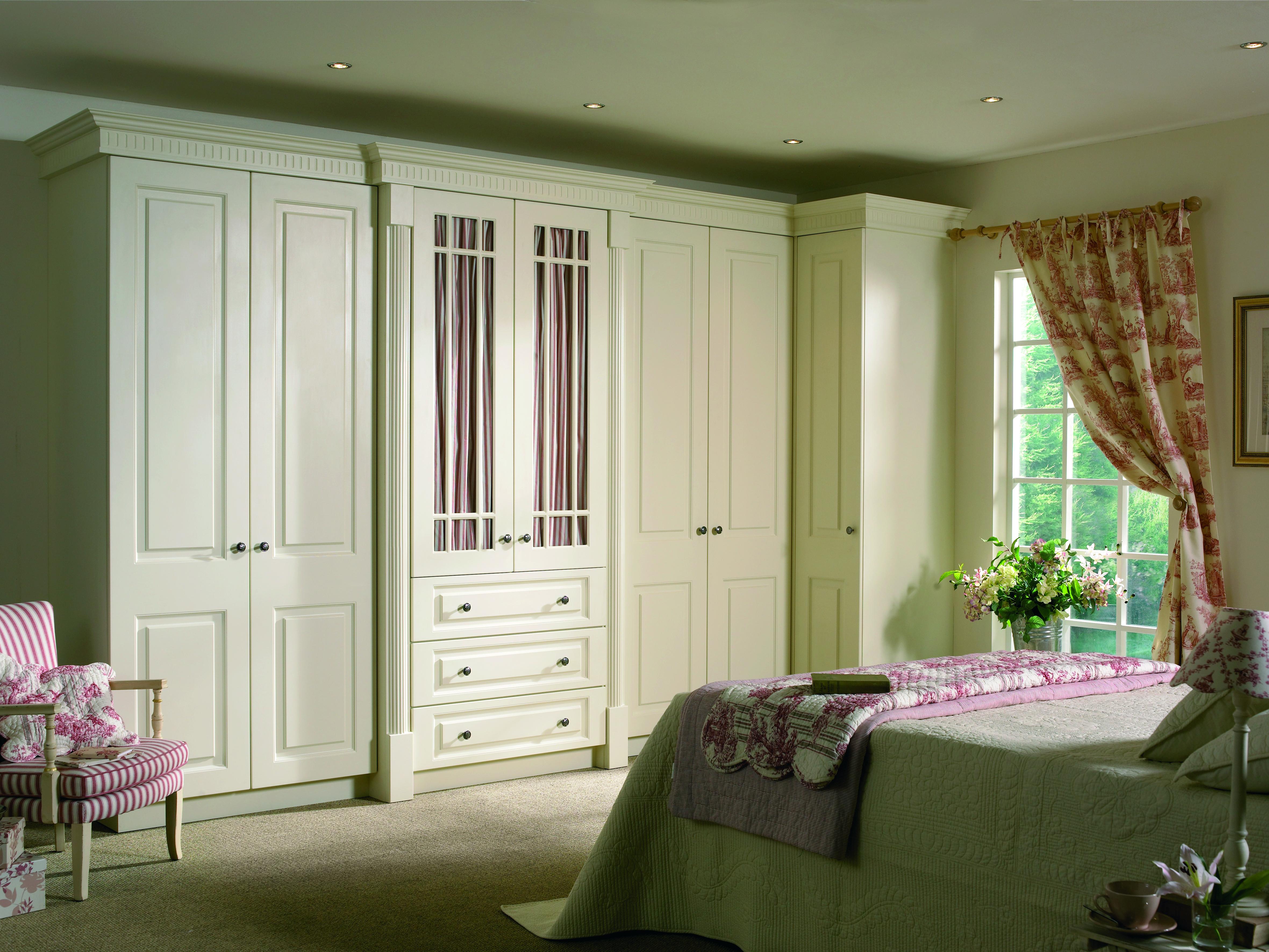 Prague Bedroom Furniture Bespoke Fitted Bedroom Furniture