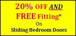 bedroom showroom in derbyshire